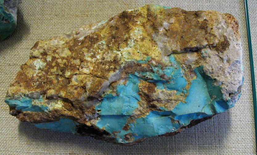 turquoise mining facts